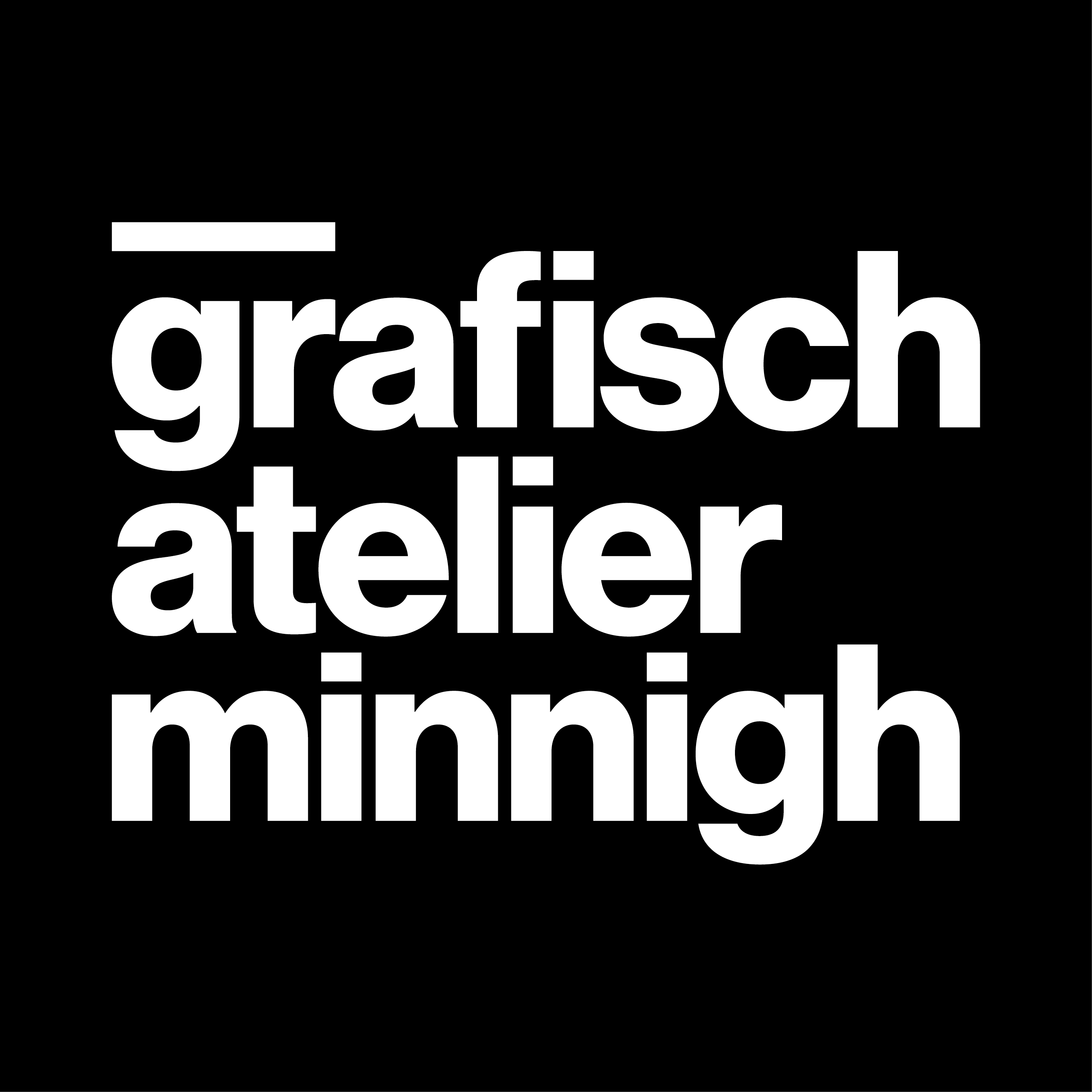Grafisch Atelier Minnigh